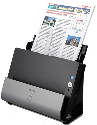 Scanner Canon DR C125