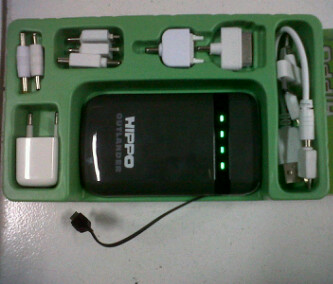 POWER BANK  HIPPO 8800mAh