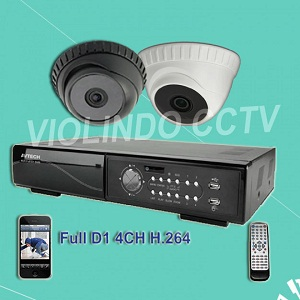 PASANG CCTV ONLINE VIA HP, ANDROID, IPAD - Area BOGOR dst