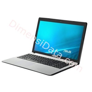 Notebook ASUS X552WA (QuadCore 2.7GHz, 2GB RAM, 500GB HDD)