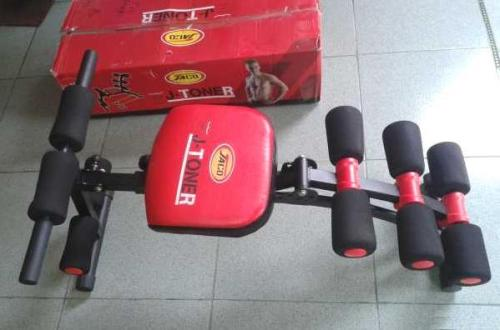 J-TONER 10in1 Six Pack Care Like By Home Gym