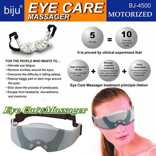 alat terapi pijat mata eye care massager jaco murah
