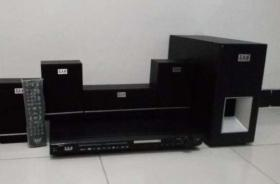 Home Theater & Karaoke Subwoofer Murah je centro 888 paling laku