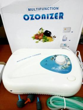 ozon / ozone Anion ozonizer 2in1 Murah pensteril air pralatan rmh tngga dan bayi