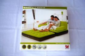 Sofa Bed Bestway 2 in 1 Single Double paling laris Paling Murah Ada Toko