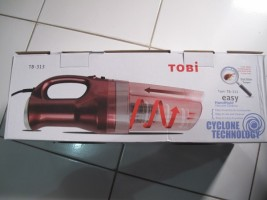 Vakuum Tobi ez hoover cyclone vacuum cleaner like jaco lejel murah terlaris