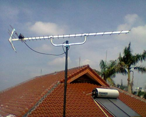 Jasa Pasang antena TV Lcd / Led Kranggan