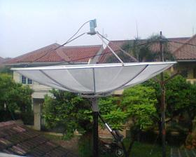 Receiver Digital - Pasang antena Tv ,Parabola HD Kebayoran lama