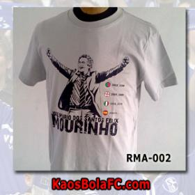 Kaos Bola Jose Mourinho, The Special One