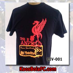 Kaos Bola Liverpool THIS IS ANFIELD