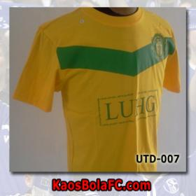 Kaos Bola Manchester United Love United Hate Glazer