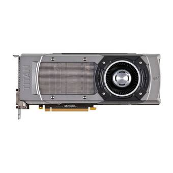 Asus NVIDIA GeForce GTX TITAN 6GD5 (Kartu Grafis Monster)