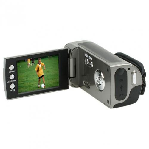 Kogan HD Digital Video Camera - Abu-abu