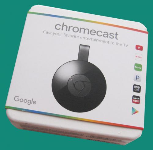 New Google Chromecast HDMI Streaming - TV Dongle (Resmi-COD-FreeOngkir)