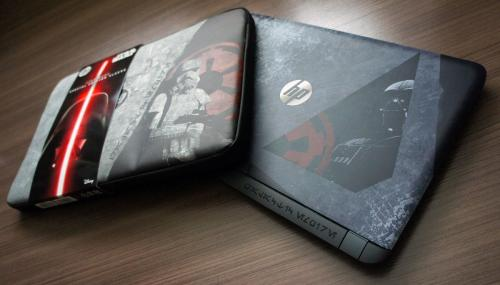 Notebook HP Star Wars Special Edition (i5-6200U - 15.6