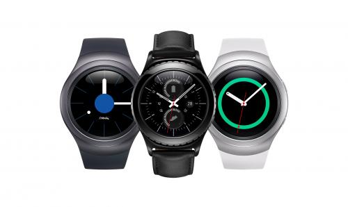 Samsung Gear S2 Smartwatch (Sport/Classic Leather)