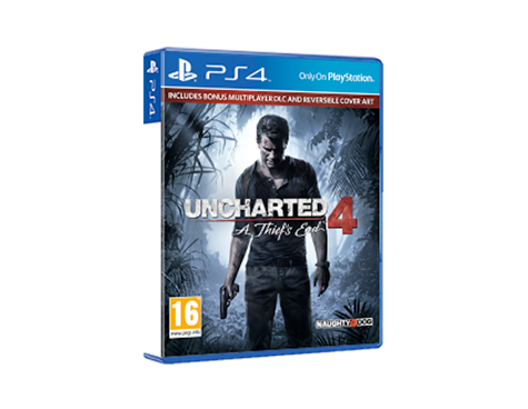 Uncharted 4 : A Thief`s End (Game Original Playstation 4)
