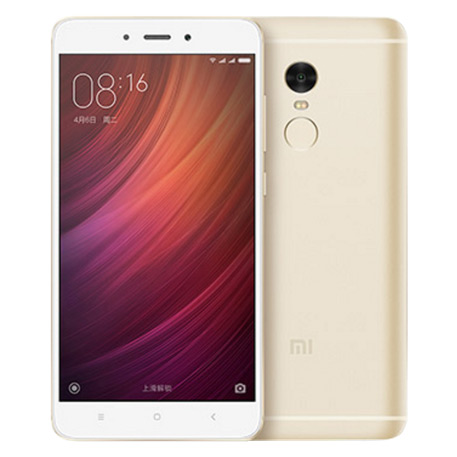 Xiaomi Redmi Note 4 3GB-64GB Dual SIM Gold