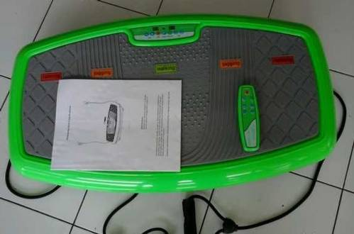 Crazy Fit Ez Vibe Massager Perfect Fit Alat Olahraga Diet Harga Murah