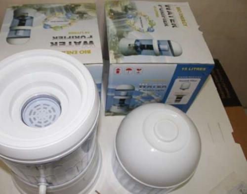 Mineral Water Pot 15 Liter Murah Bio Energi Purifier Dispenser Filter Air