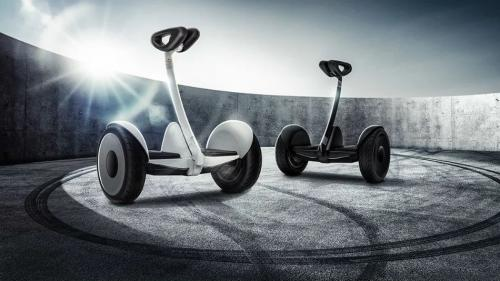 Ninebot Xiaomi Pro 10,5 Inch Murah Smart Balance Wheel Hoverboard Mini Scooter