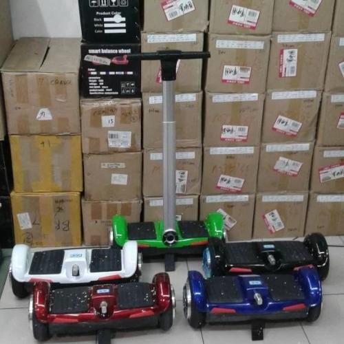 Segway F1 10 Inch Murah Scooter Stick Mini Segway Hoverboard Skuter Stang