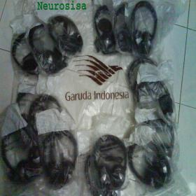 Headphone/Headset Garuda Indonesia (Murah & Mantabs)
