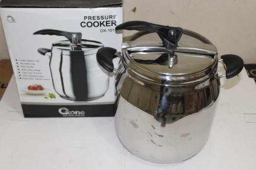 Oxone Master Pressure Cooker Isa OX 1018 Panci Presto Stainless 18L Maxim