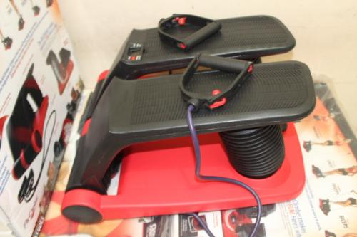 Aibi Mini Stepper Alat Olahraga Air Climber Jaco Body Shapper Fitness