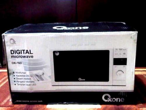 Microwave Digital Program Oxone Kapasitas Besar OX 76D Like Maspion